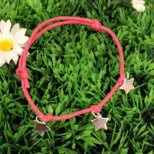 Bracelet petites étoiles à composer
