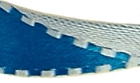 Réversible bleu/bleu pâle