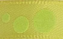 Ronds verts sur vert